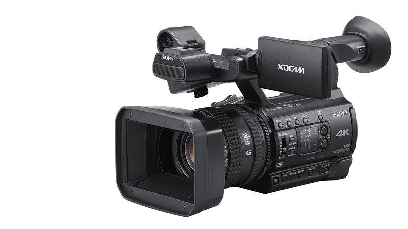 Sony PXW-Z150 Camcorder Launched
