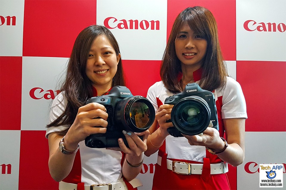 Canon EOS-1D X Mark II Launched
