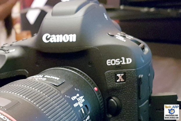 Canon 1D X Mark II First Look