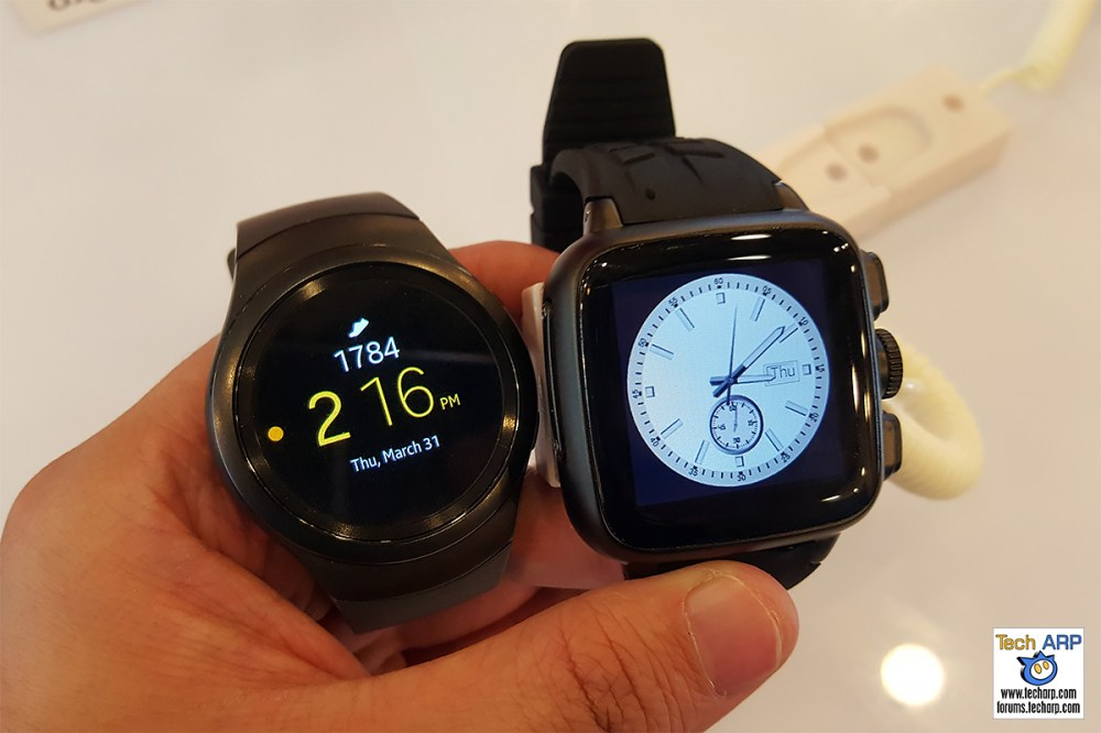Doogee S1 Smartwatch Revealed