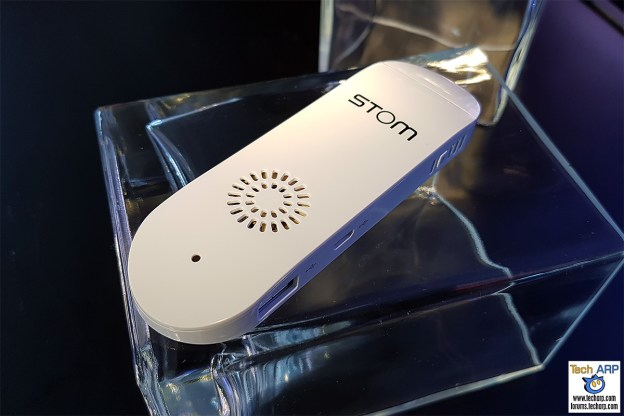 Our First Look At The STOM PC Stick