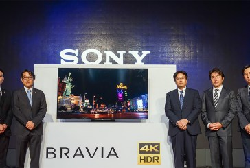 Sony BRAVIA 4K HDR TVs Launched