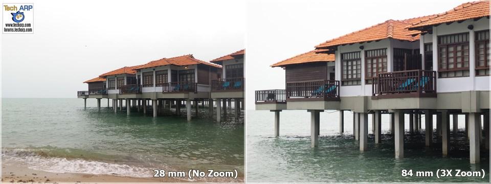 ASUS ZenFone Zoom (ZX551ML) optical zoom