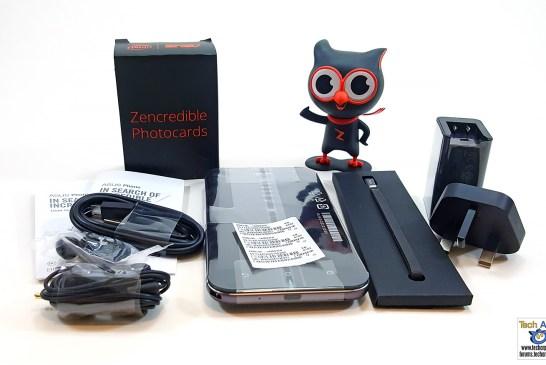 ASUS ZenFone Zoom (ZX551ML) contents