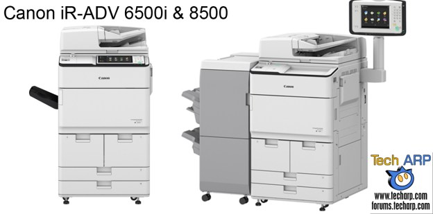 Canon iR-ADV 6500i & 8500 Launched