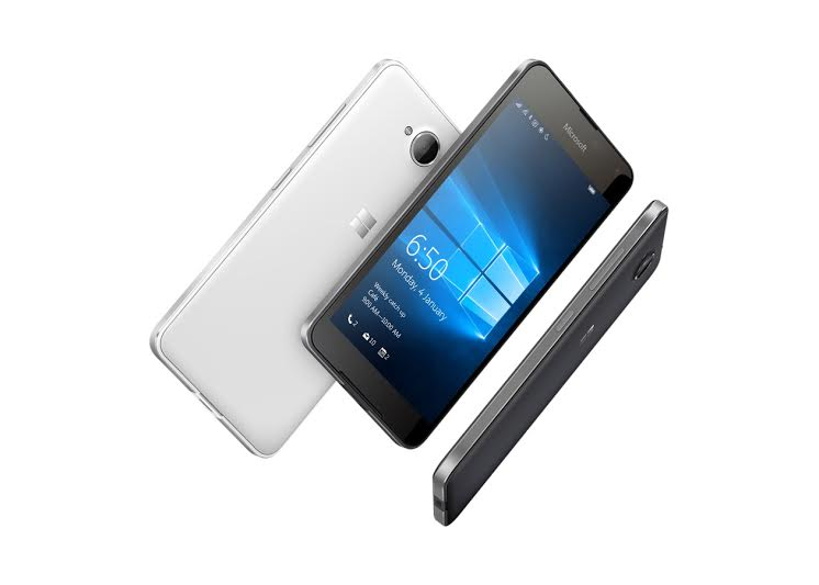 Microsoft Lumia 650 Now Available