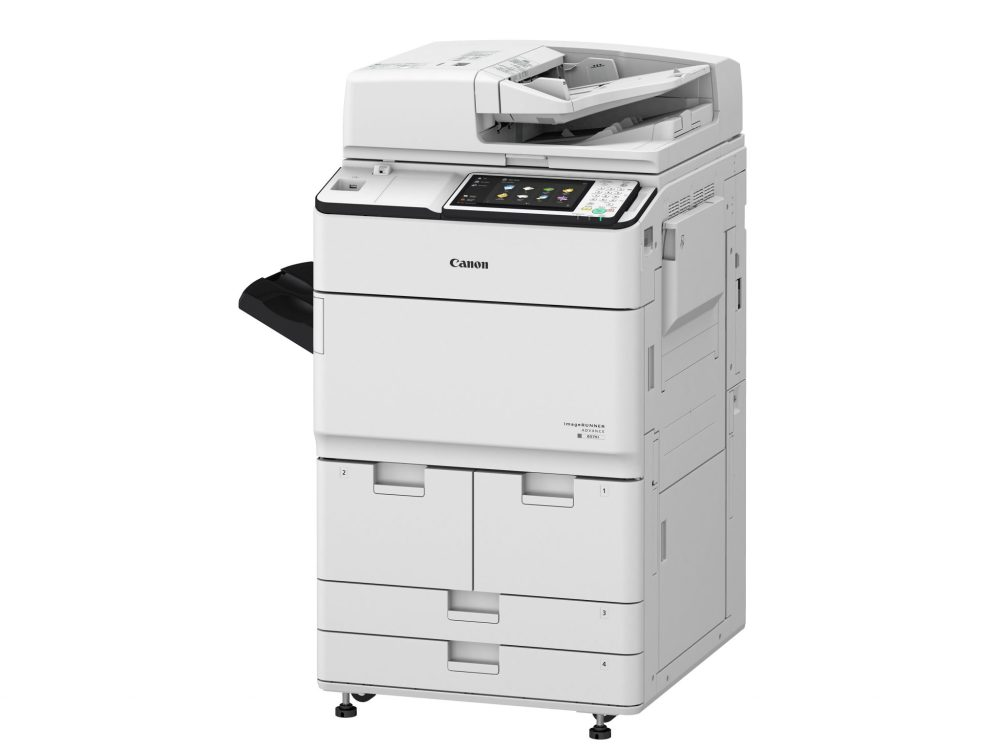 Canon iR-ADV 6500i/8500 Launched
