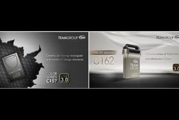 Team Group Mini Block & AmaZinc Drives Launched