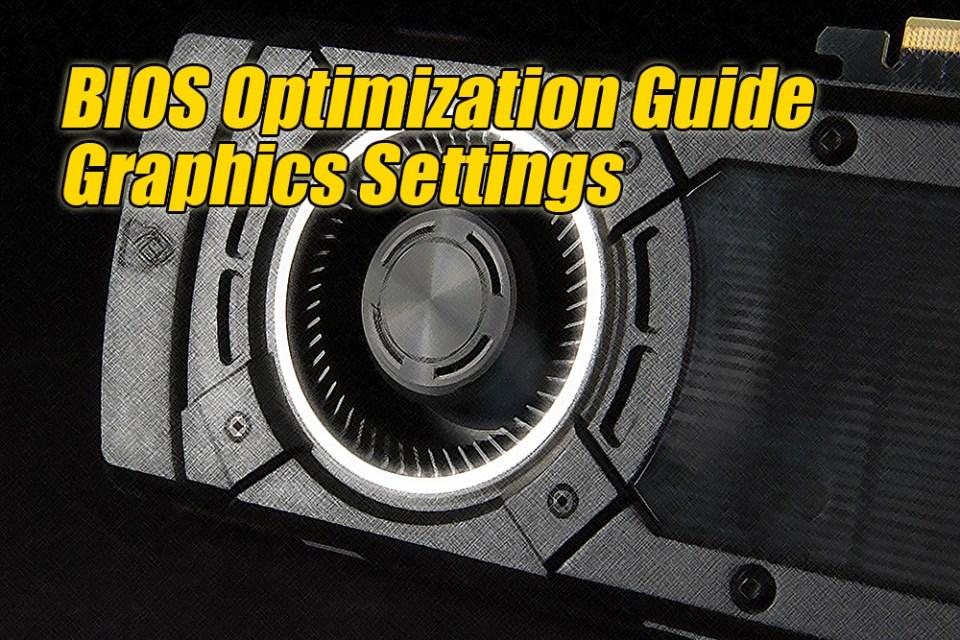 AGP Always Compensate - BIOS Optimization Guide
