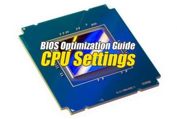 CPU Adjacent Sector Prefetch – BIOS Optimization Guide