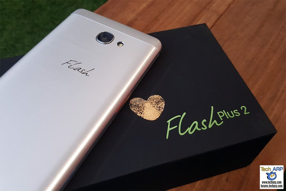 Flash Plus 2 Smartphone Review