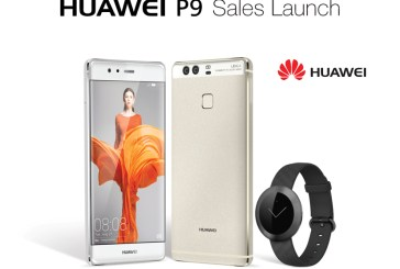 Huawei P9 First Day Sales Promotion