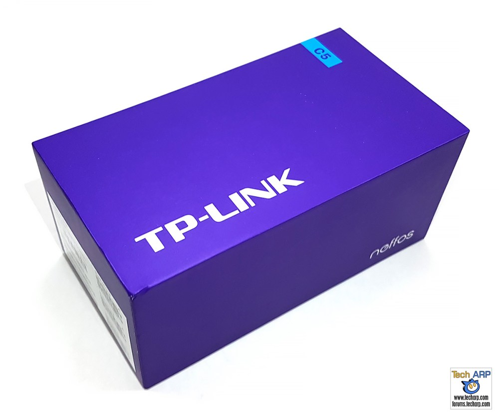 TP-LINK Neffos C5 box
