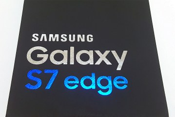 The Samsung Galaxy S7 edge Smartphone Review