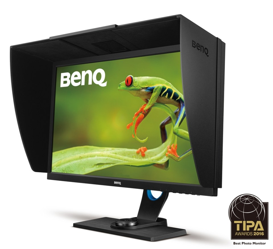 BenQ SW2700PT Awarded Best Photo Monitor By IPA