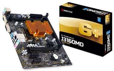 BIOSTAR New Motherboards Braswell Refresh Announced