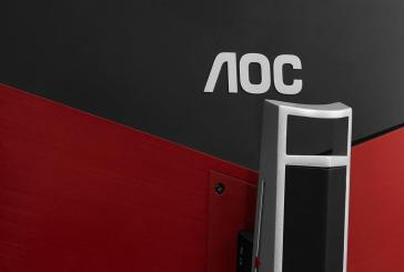 AOC Unveils AGON Gaming Brand