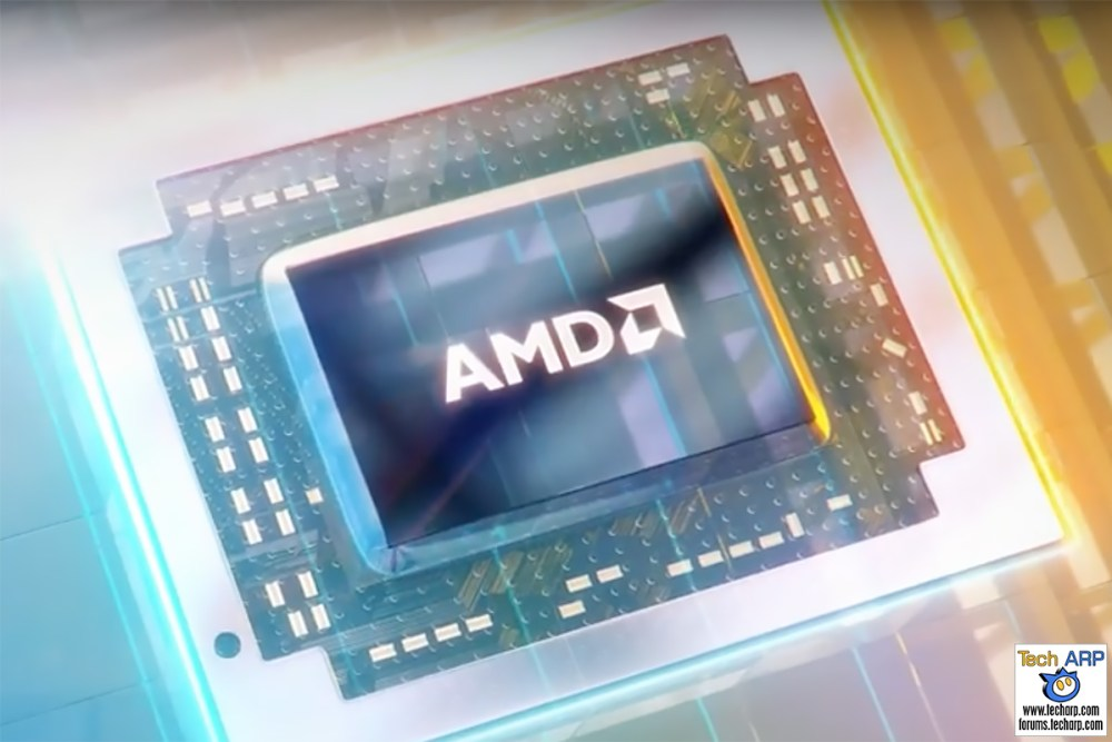 7th Generation AMD A Series APUs Revealed