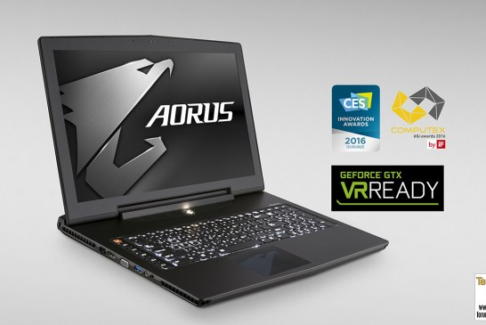 AORUS Computex 2016 Tech Overview