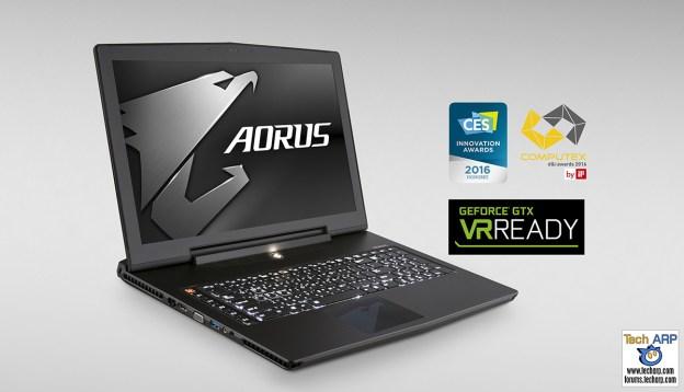 AORUS Computex 2016 Tech Overview - AORUS X7 DT
