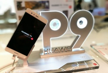Exclusive Gifts @ Huawei P9 Roadshows