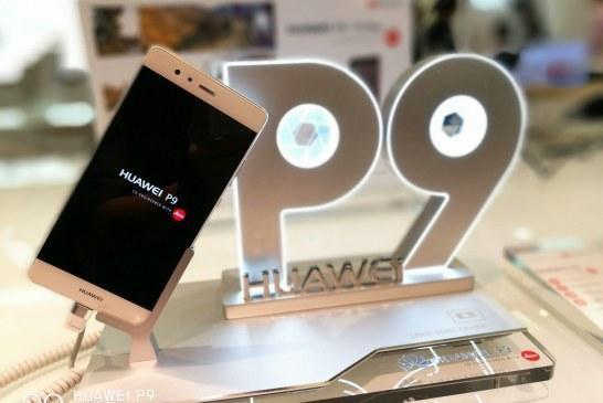 Huawei P9 Roaring Start In Malaysia