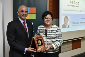 Microsoft Philantrophy Week Ends With YouthSpark Live