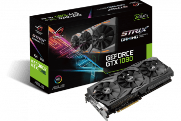 ROG Strix GeForce GTX 1080 Now Available In Malaysia