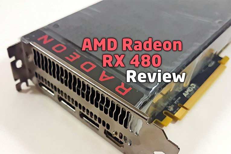AMD Radeon RX 480 Graphics Card Review