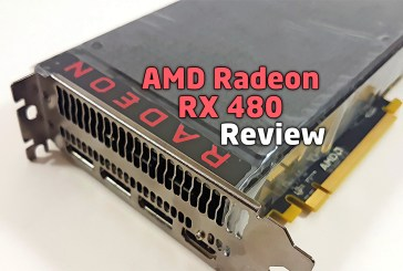 The AMD Radeon RX 480 Graphics Card Review
