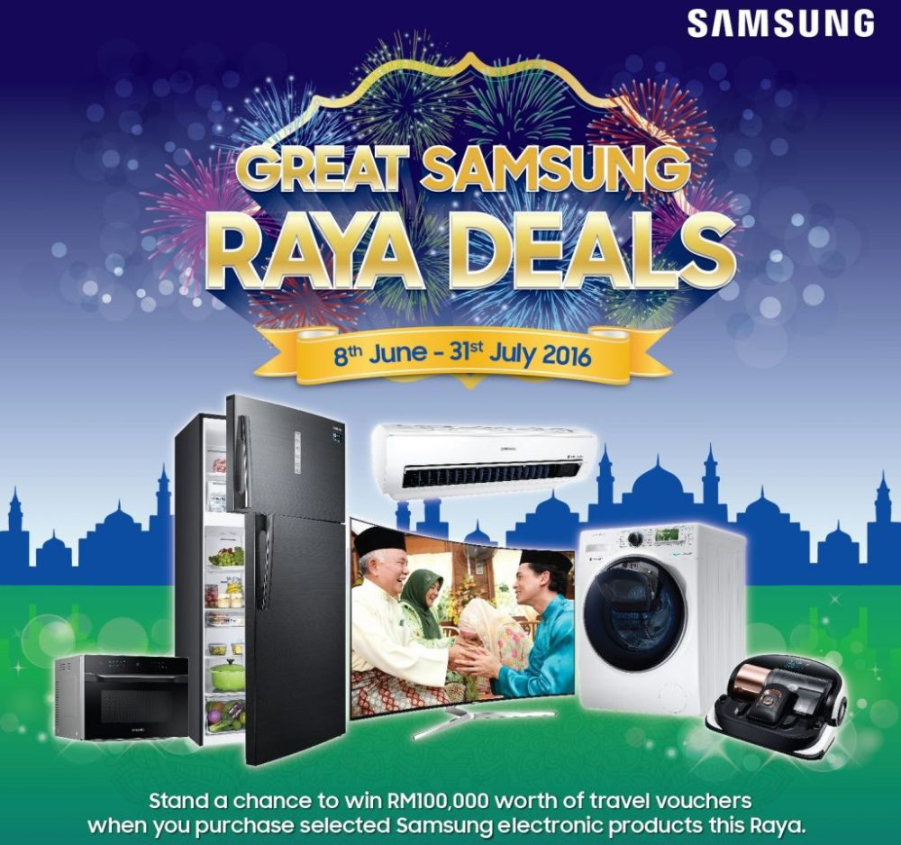 Great Samsung Raya Deals