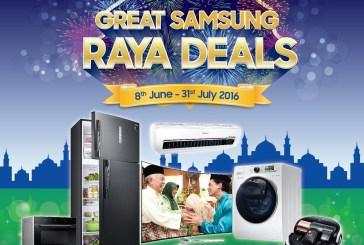 Great Samsung Raya Deals 2016