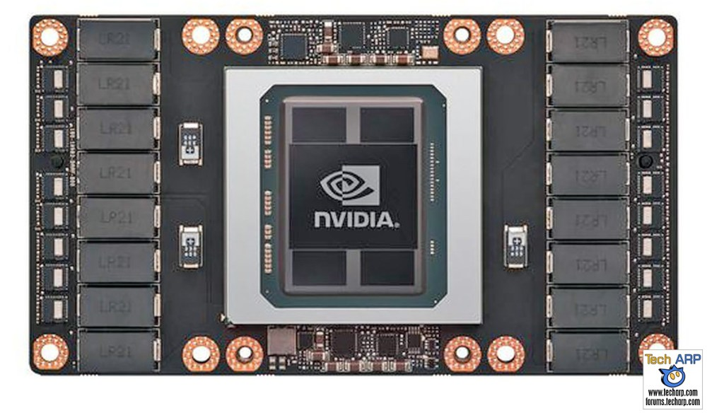 NVIDIA Tesla P100 NVLink version