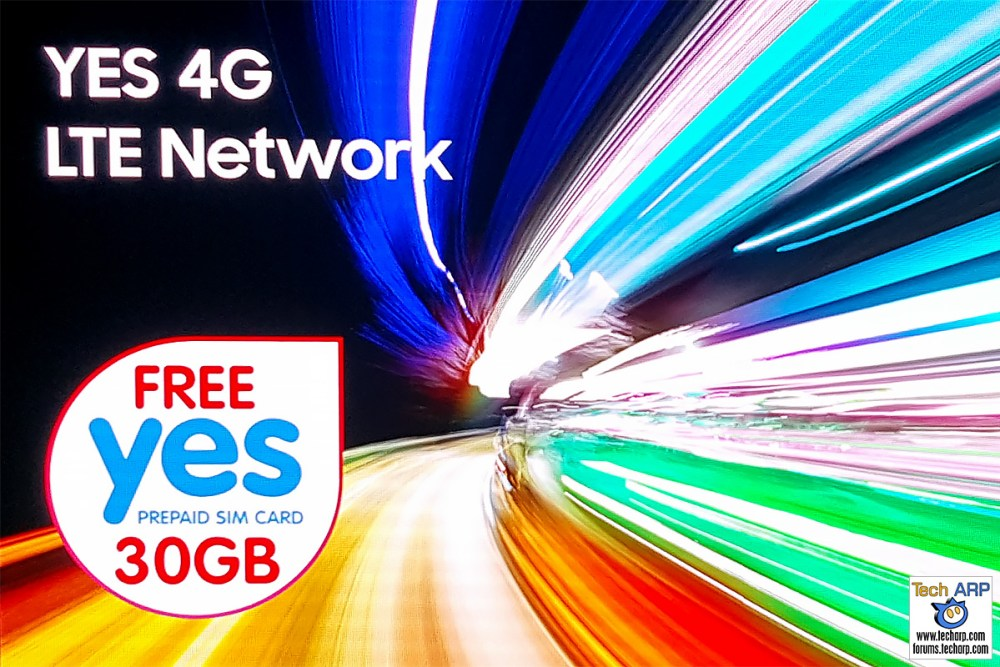 Yes Announces 4G LTE Network With VoLTE Capability