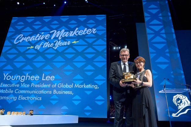Samsung Electronics Wins 29 Awards @ Cannes Lions 2016