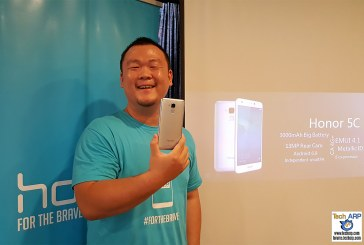 Kirin 650-Powered honor 5C Smartphone Revealed!