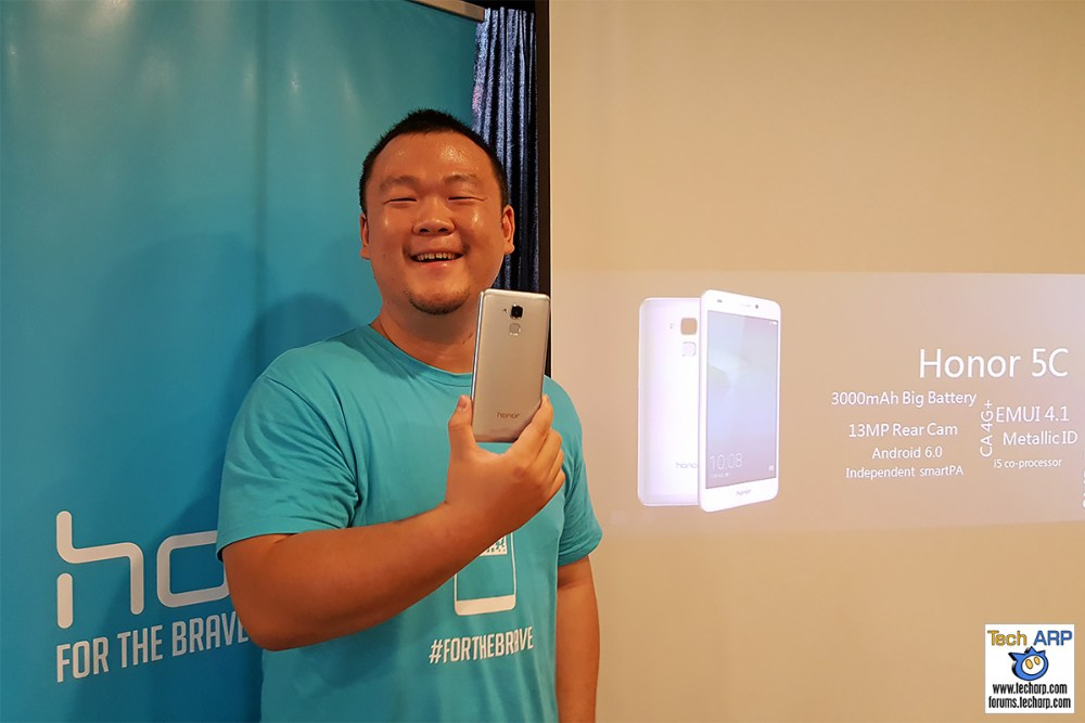 Kirin 650-Powered honor 5C Smartphone Revealed!