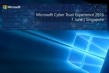 Microsoft Asia Cyber Trust Experience 2016