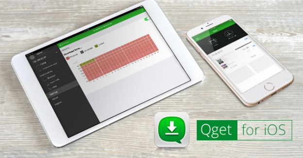 Qget Mobile App For iOS Devices Released