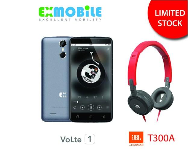 ExMobile VoLte 1 Released