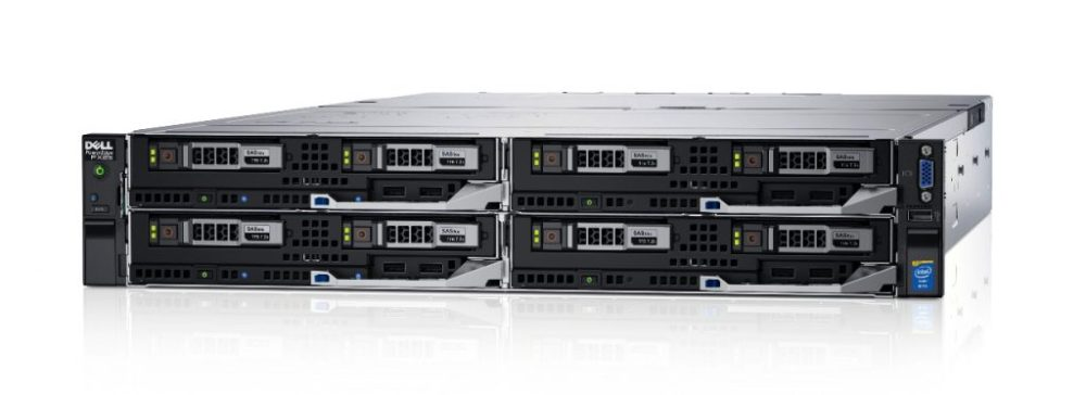 Dell PowerEdge FX2 Updates Announced