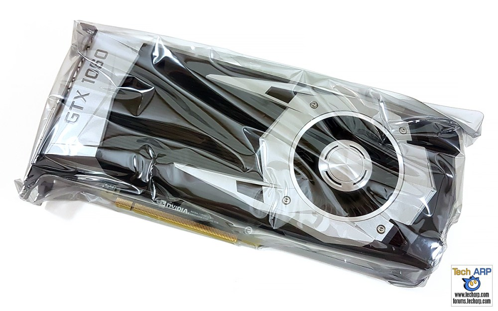 NVIDIA GeForce GTX 1060 Unboxing