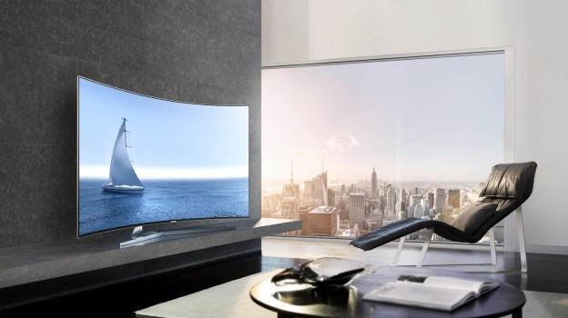 This Raya With Samsung 2016 SUHD TVs