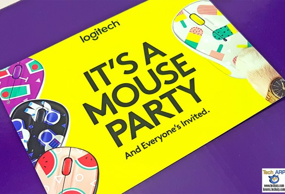The Logitech M238 Party Pack Unboxed!