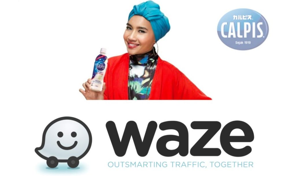 Calpis Launches Singing Voice Prompt On Waze
