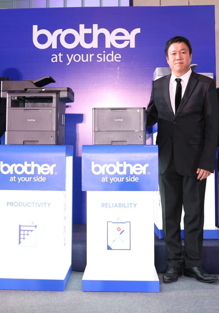 Brother Monochrome Laser Series Printer Announced