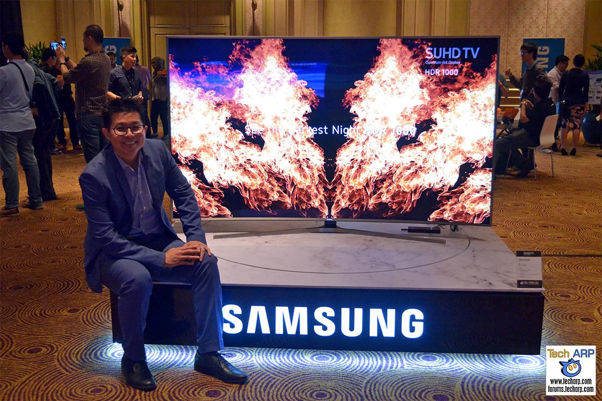 Samsung 2016 SUHD TVs & Soundbars Revealed