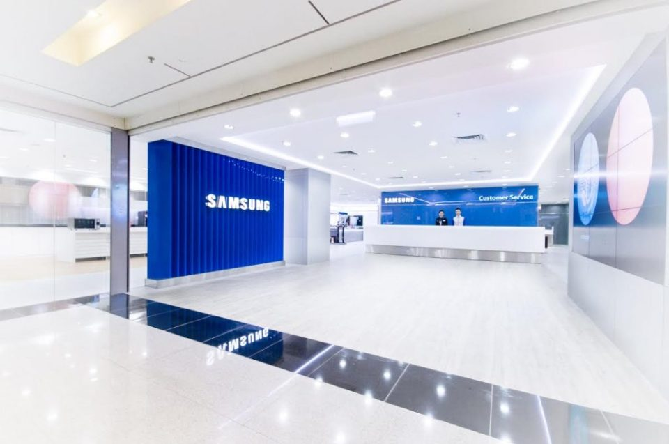 Samsung Smart Service Enhanced Quality Aftersales Experience