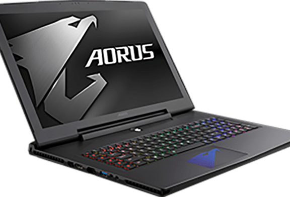 AORUS GeForce GTX 10 Series Laptops Launched