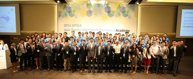 Inaugural Asia Pacific Internet Governance Academy Launched
